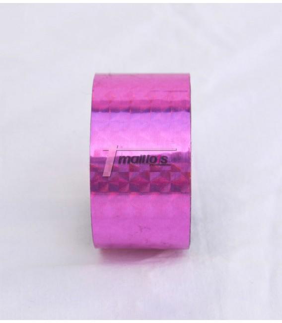 Cinta decorativa Adhesiva New Purpurina