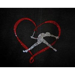 Corazón Cristales