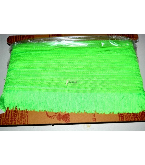 Flecos Cuquillo Verde Flúor