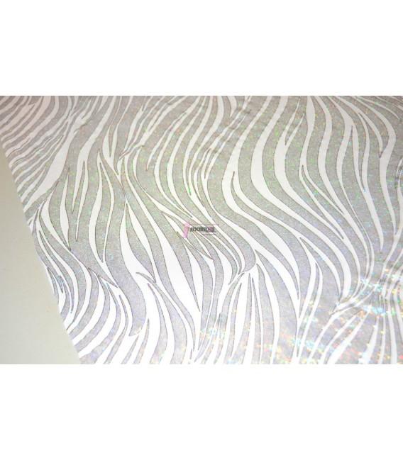 Blanco con holograma 1