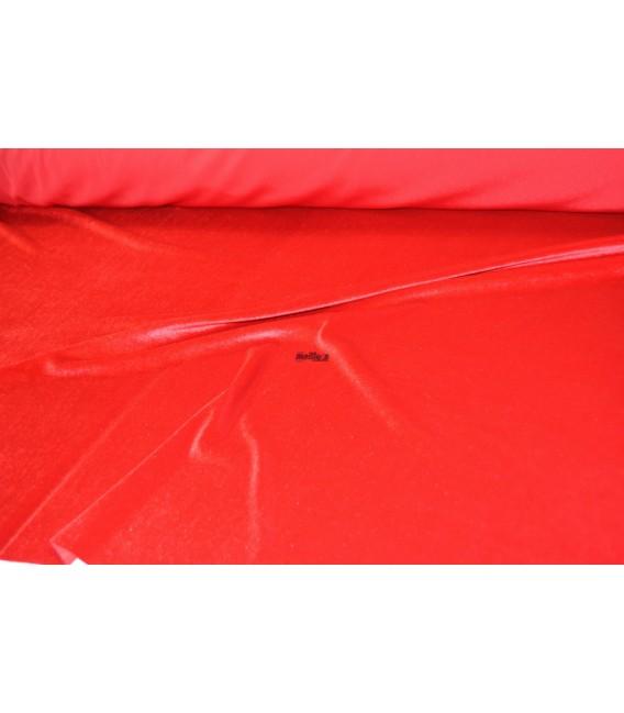 Terciopelo rojo
