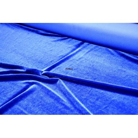 Terciopelo Azulón