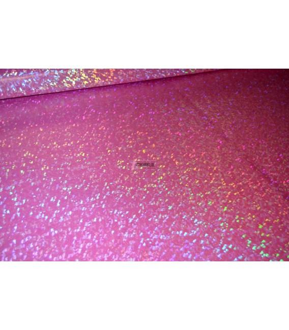 Rosa con holograma
