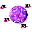 Almohadón de Entrenamiento con Protección Lumbar Diamante Amethyst