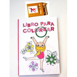 Cuaderno Colorear Aro