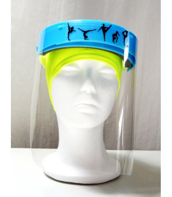 Pantalla Protección Facial Azul