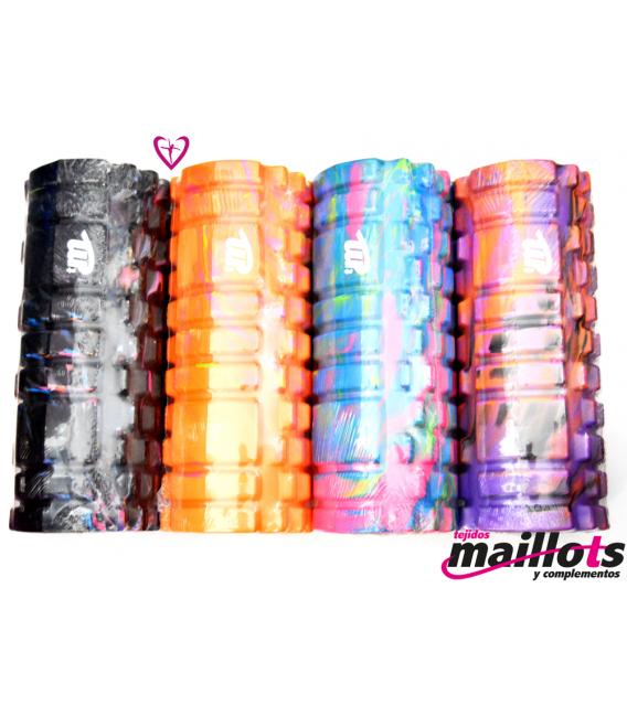 Rodillo Espuma Automasaje TM Multicolor