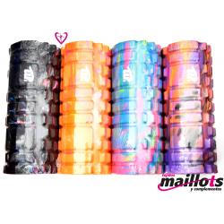 Rodillo de Espuma Automasaje TM Multicolor