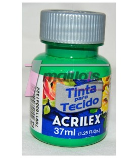 Acrilex verde