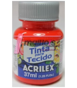 Acrilex rojo