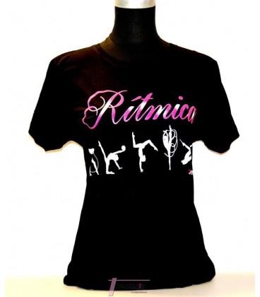 Camiseta Rítmica M/C
