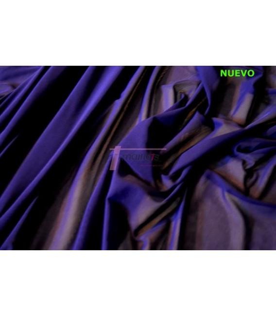 Tul Transparente Azul Marino